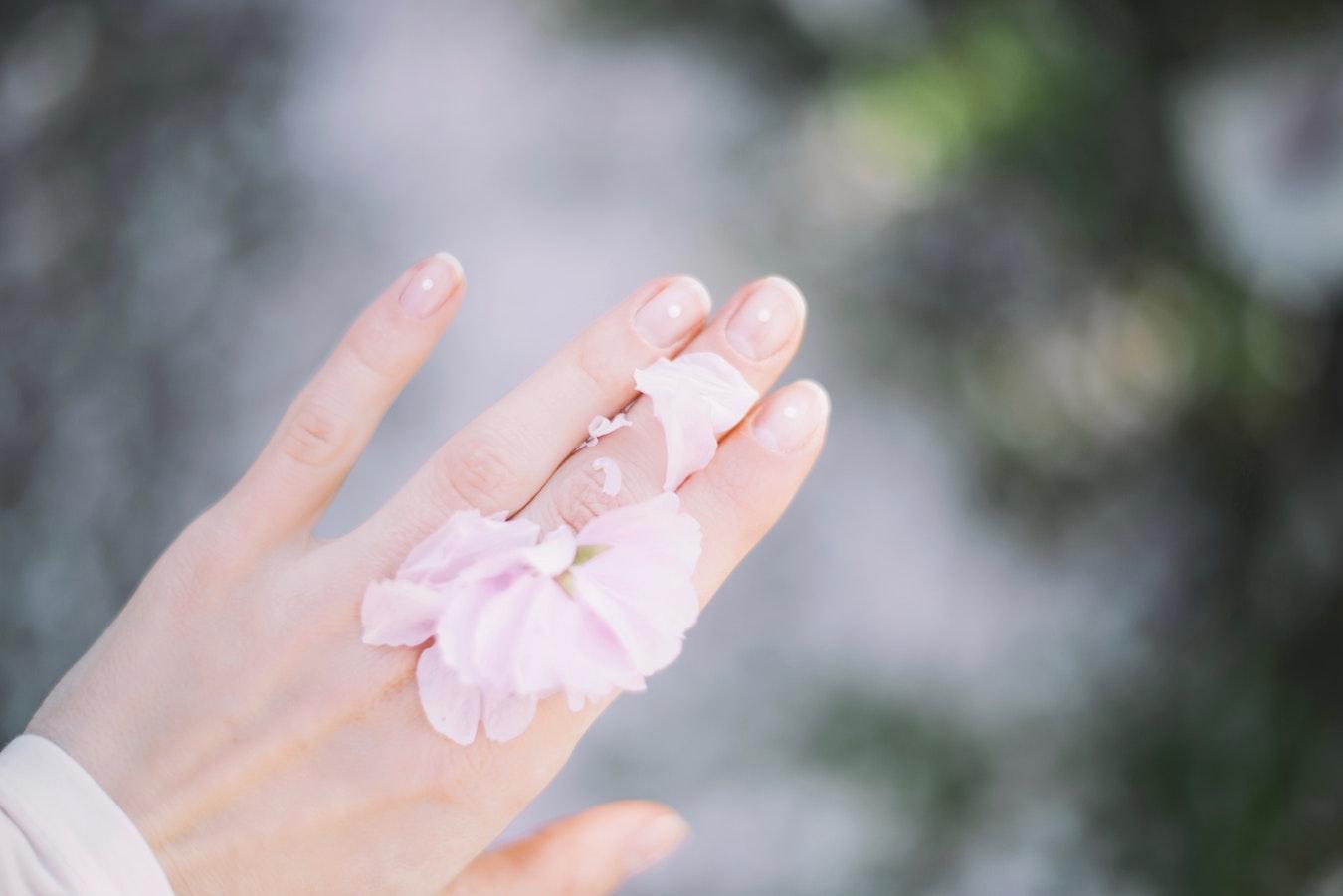 指 痩せる