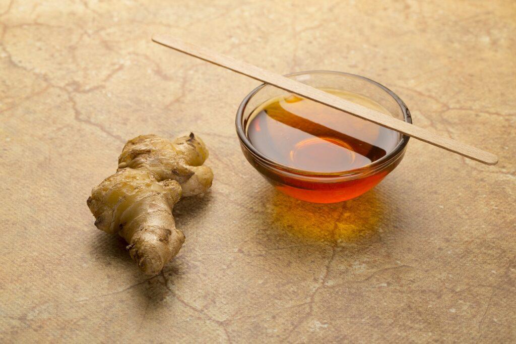 Ginger, Honey