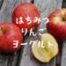 はちみつ りんご ヨーグルト